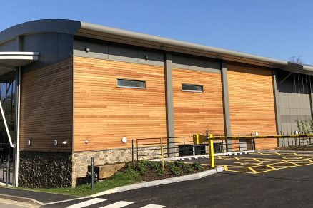 New Sports Centre awarded BREEAM 'Excellent'