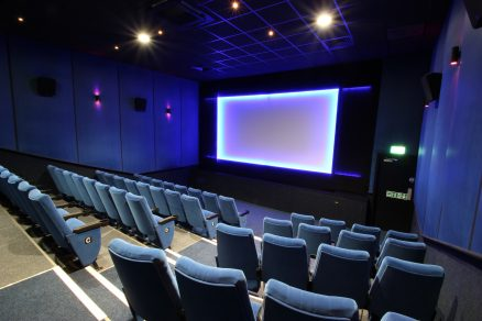 Refurbishment of Westway Cinema, Frome